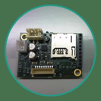 Système de capteur portatif et autonome