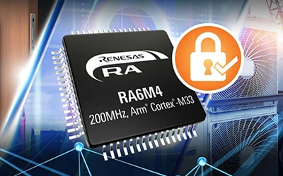 RA Cortex Microcontroller